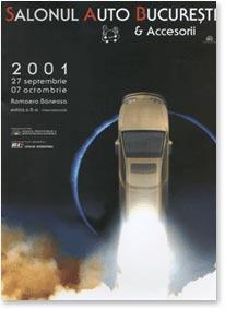 Salonul Auto Bucuresti - SAB 2001