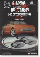 Salonul Auto Bucuresti - SAB 1999 Automobilul