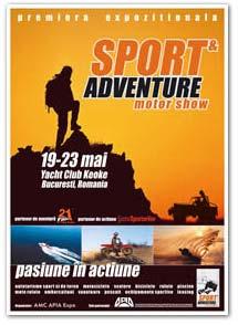 Sport & Adventure Motor Show - SAMS 2004