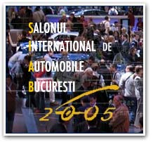 Salonul International de Automobile Bucuresti - SIAB 2005