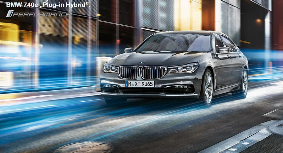 BMW SERIA 7 Long