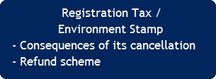 Registrations tax