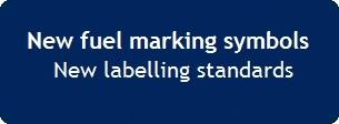 New fuel marking symbols